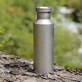 Keith 700ml Titanium Bottle Water Healthy Non toxic Sports Bottles Borraccia Outdoor Camping Cycling Hiking Ti32