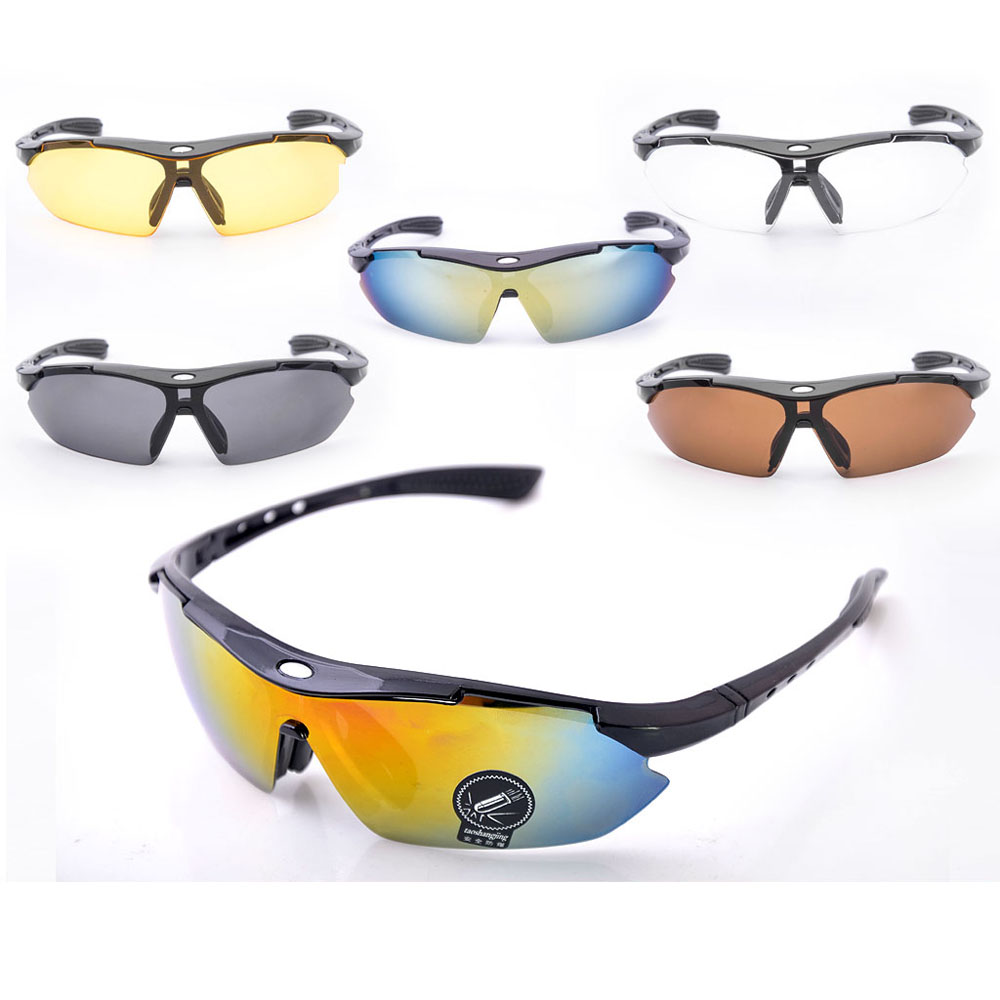 Гаджет  Summer Style Men Mountain Bike Bicycle Cycling Glasses UV400 Lenses Outdoor Protective Sport Sunglasses Eyewear oculos ciclismo None Спорт и развлечения