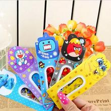 Cartoon Band-Aid Creative Household Band-Aid Wholesale Strips Waterproof Bandages On Children Safety Protection 5 Pcs Price(China (Mainland))