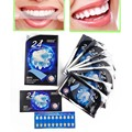 7Pairs box New Dental teeth Whitening Strip Tooth Bleaching Remove Smoke Yellow Stains tartar removal Tooth
