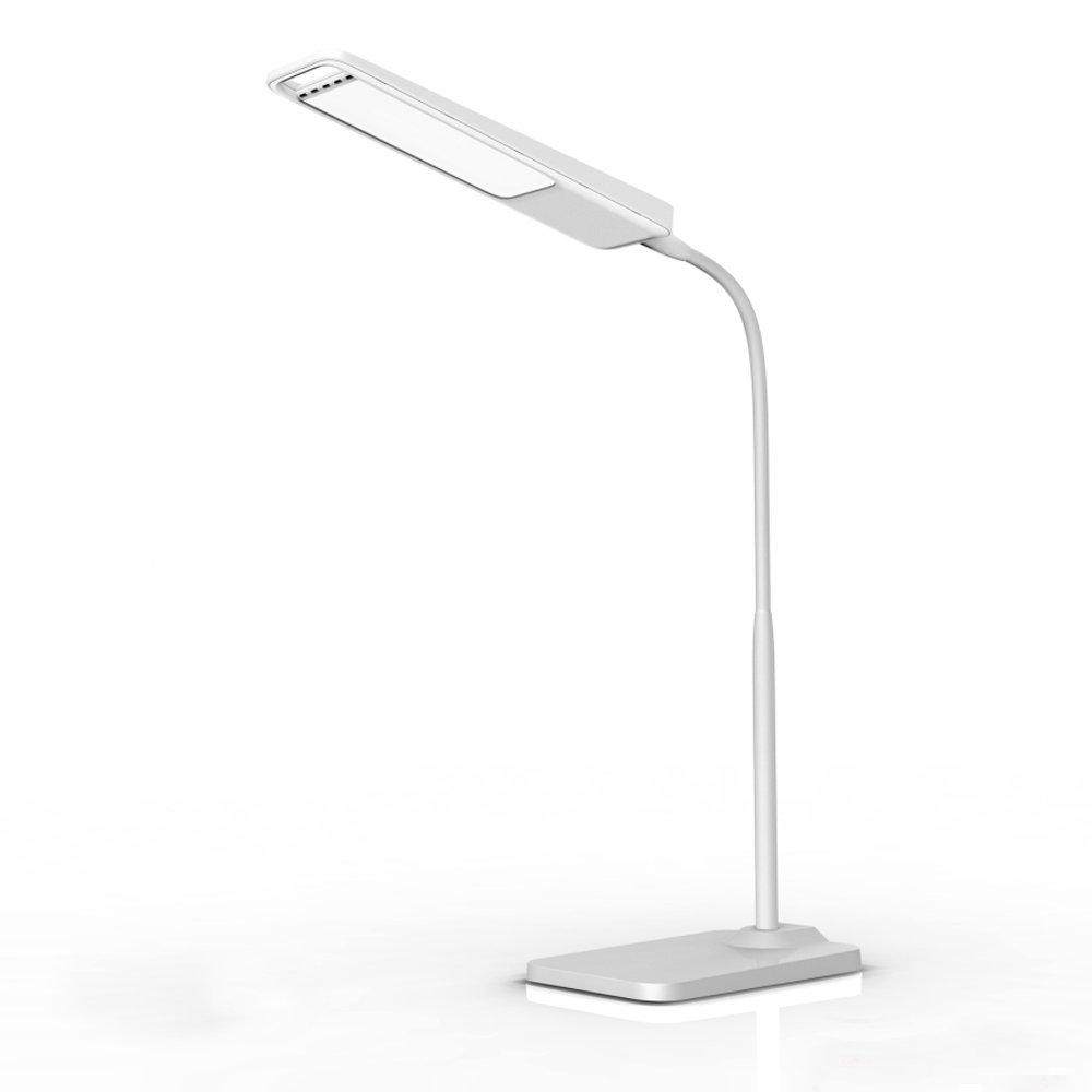 New arrive gooseneck 6w led desk lamp 3 level dimmer for 12v led table lamp