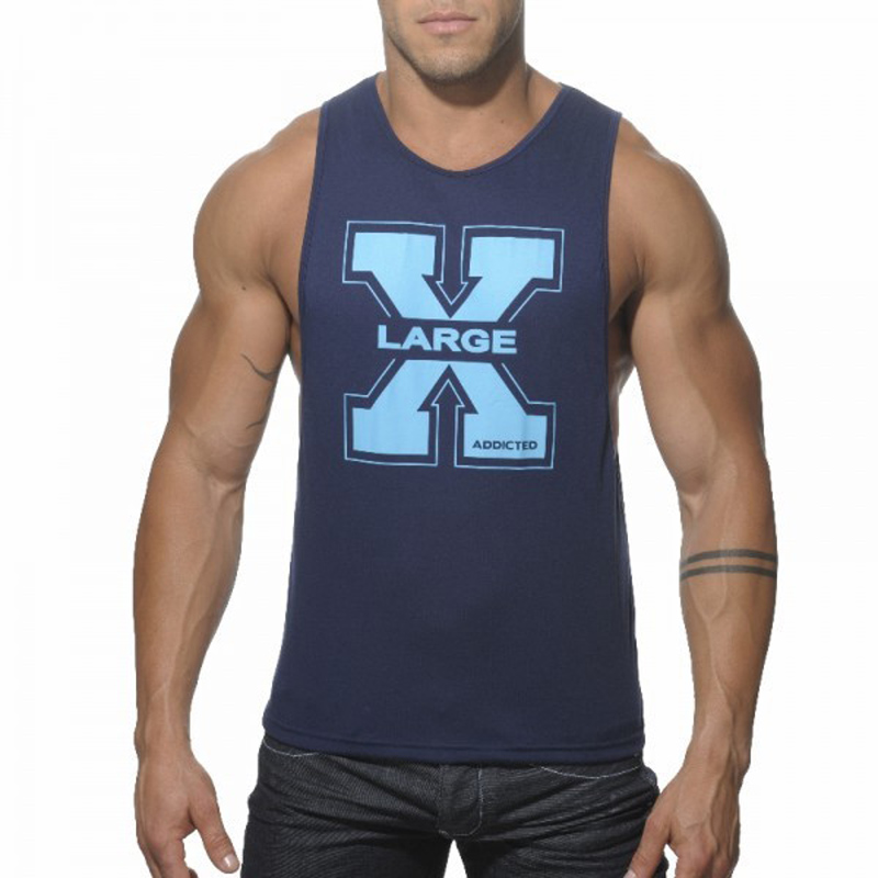 Mens bodybuilding tank tops brand clothing singlets stringer vest men