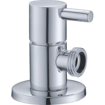 Free shipping Quality assurance plating chrome brass Angle valve-OK20<br><br>Aliexpress