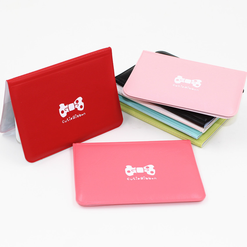 Leather New Red Credit Quality Fashion Passport Cover Card ID Holders Plastic Wallets Hot Sales(China (Mainland))