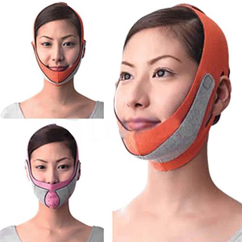 Best Sell Anti Wrinkle V Line Half Face Cheek Lift Slimming Strap Chin Slim Mask Belt 5WFJ 7GTR(China (Mainland))