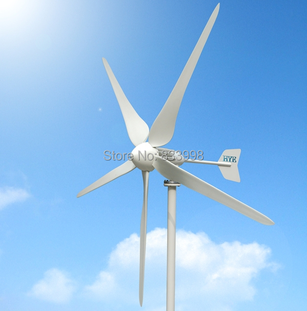 HYE wind turbine 3000w wind power system output DC 48V for sale(China (Mainland))
