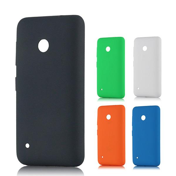 Back cover case For Nokia lumia 530 Case back battery door case cover for nokia 530 cover(China (Mainland))