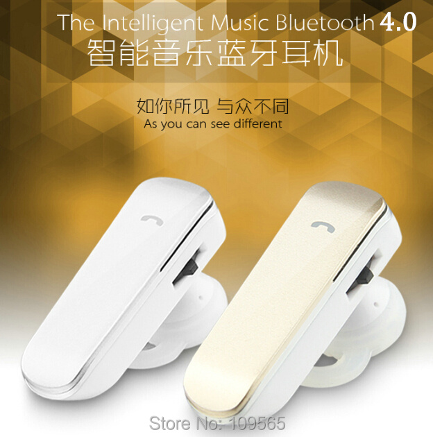 Universal Wireless Headphone Bluetooth 4.0 Stereo In-Ear Earphone Headset Microphone Samsung iPhone Mobile Phones - Cy Specials Co.,Ltd. store
