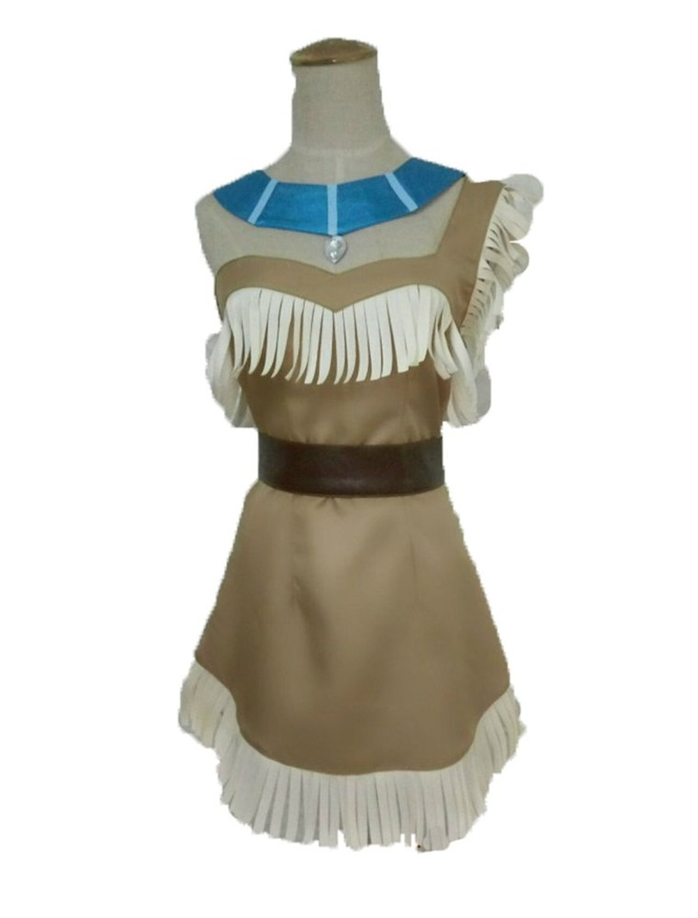 Pocahontas Halloween Costume Women