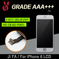 10pcs lot Quality AAA 4 7 No Dead Pixel for IPhone 6 LCD Display Touch