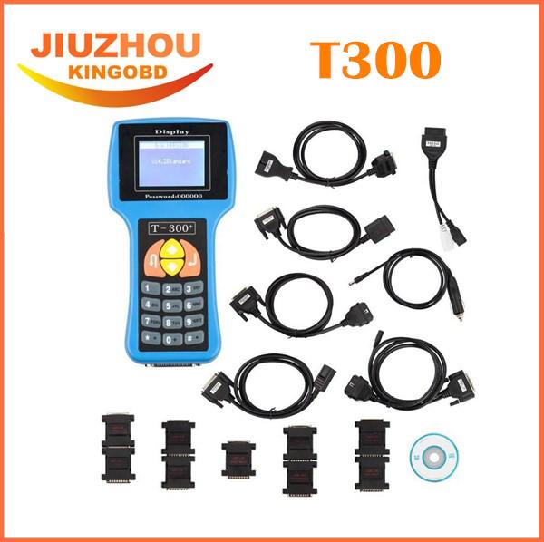 2016 T300 Key Programmer V15.8 Auto Transponder Key Code t 300 High Quality Professional T 300 Key Prog Car Key Programming Tool(China (Mainland))