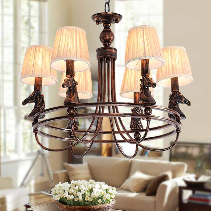 chandelier buy cheap horse chandelier lots from china horse chandelier