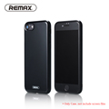 Original Remax High Quality for iPhone 7 Plus Case Full Body Protective Cover Could be washed