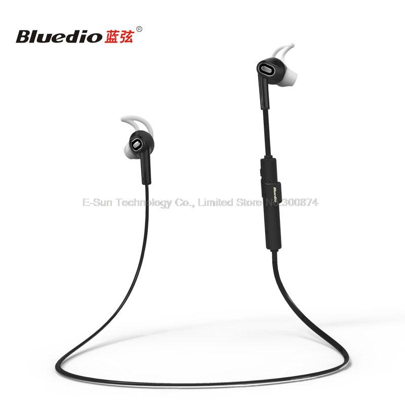 Bluedio M2 In-ear Bluetooth 4.1 Headset Stereo Waterproof Sweatproof Running GYM Sport Earphone with mic for Mobile Phone Calls