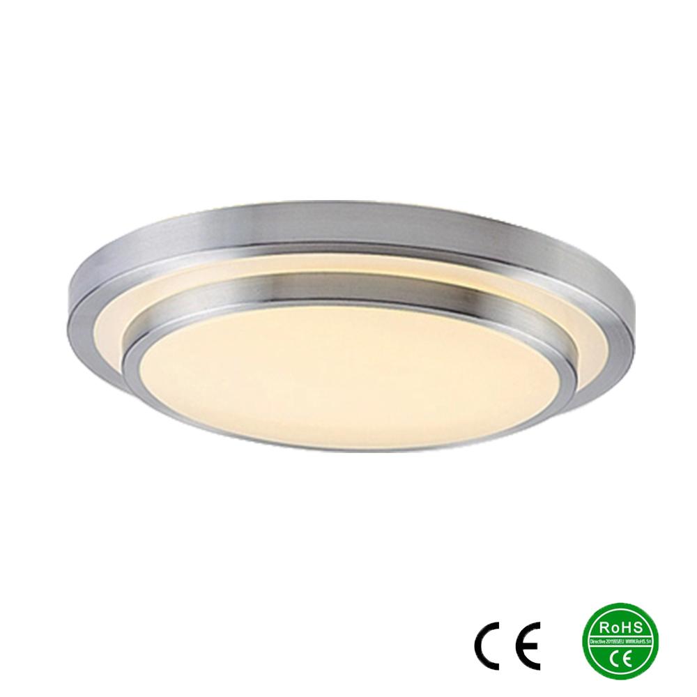 LED ceiling lights Dia 350mm,aluminum Acryl High brightness 220V 230V 240V,Warm white/Cool white 15W 20W 30W Led Lamp - Enjoying+ Store store