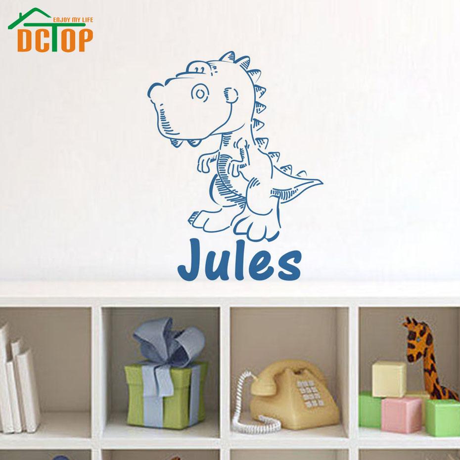 Dinosaur wall decals for kids rooms dinosaur wall decals for Dinosaur wall decals for kids rooms