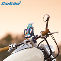 Cobao Bike Bicycle Motorcycle Universal Phone Holder Adjustable Mount StandFor iPhone Samsung elephone s7 for xiaomi