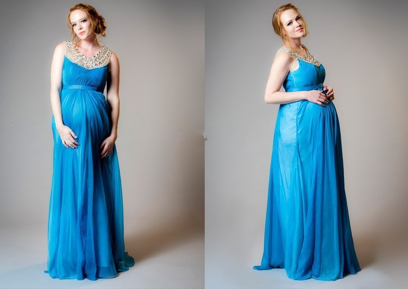 Prom Dresses For Pregnant Women Evening Wear