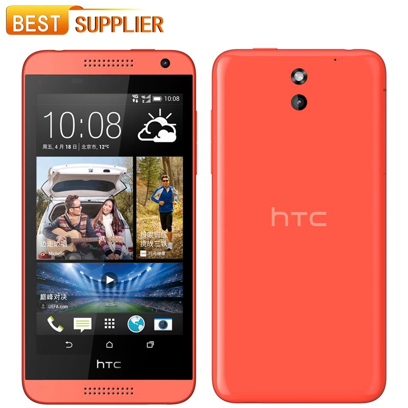 "HTC Desire 610 Original Mobile phone 4.7"" Qual Core 1GB RAM 8GB ROM GPS WIFI 4G Android Phone(China (Mainland))"
