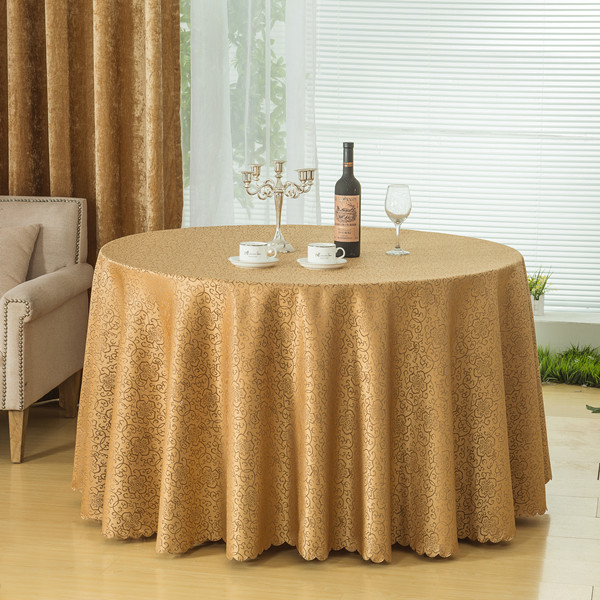 Polyester Hotel Round Table Cloths Home Dining Rectangular Table Linen Solid Party Tablecloth Wedding Table Covers(China (Mainland))