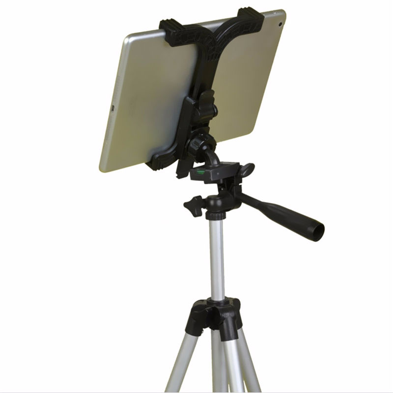 Super Quality ABS Self-Stick Tripod Mount Stand Holder Tablet Mount Holder Bracket Clip Accessories For 7-11'' Tablet For iPad(China (Mainland))