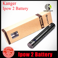 100% Authentic Kangertech Battery Ipow2 E-Cigarette EGO Battery Kanger Ipow 2 with OLED Screen Micro USB Charging 1600mAh