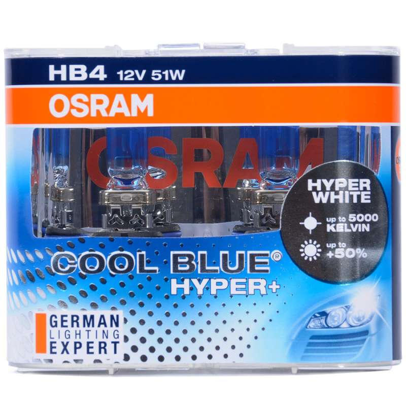 HB4 9006 OSRAM  halogen car light bulb lamp, 12v ,60w,5000k,super white light