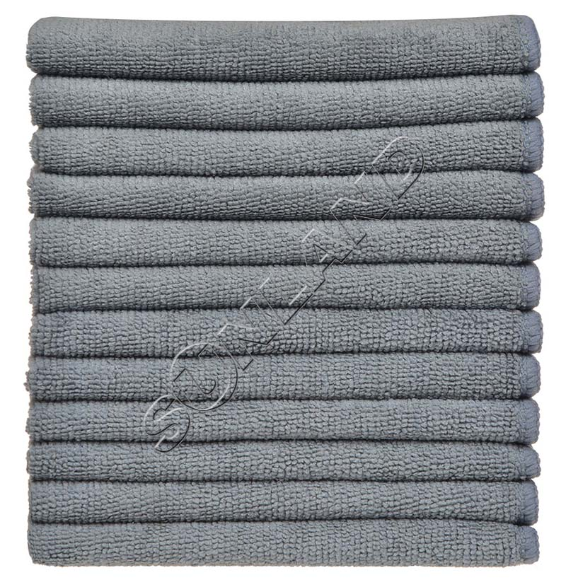 """Sinland 12PC/lot 12""""x12"""" Absorbent Microfiber Towels Micro Fiber Cleaning Cloths Wiping Dust Rugs Manufacturer(China (Mainland))"""