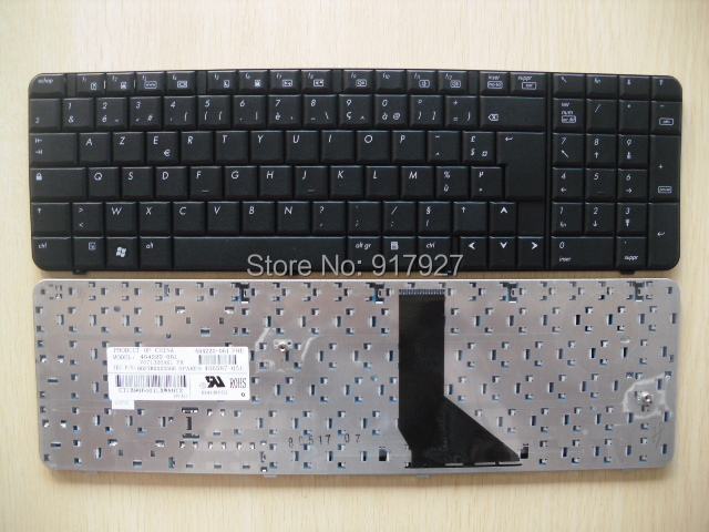 French layout laptop keyboard compatible model HP 6820S 6820 - Global Cotec Technology Electronics Co.,Ltd store