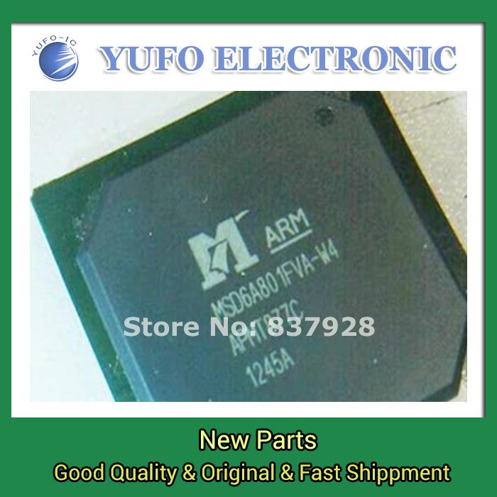 5PCS   new original MSD6A801FVA-W4 liquid crystal motherboard chip BGA Free Shipping YF0730