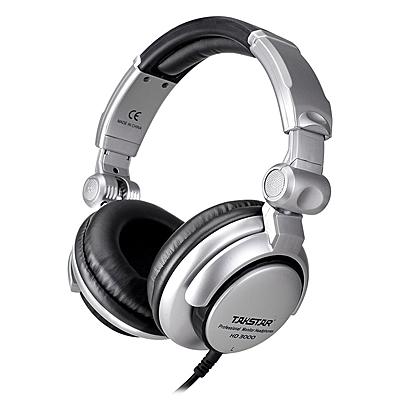 100% original Takstar / T&S HD 3000 Monitor Foldable Headphone HiFi DJ Stereo Headphones Headset earphone , promotion(China (Mainland))