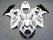 Buy Motorcycle Fairing kit for SUZUKI GSXR1000 K7 07 08 GSXR 1000 2007 2008 gsxr1000 ABS White black Fairings set+7gifts SB11 for $346.86 in AliExpress store