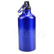 500ml Outdoor Camping Bicycle Stainless Steel Vacuum Preservation Water Bottle Free shipping-Y102(China (Mainland))