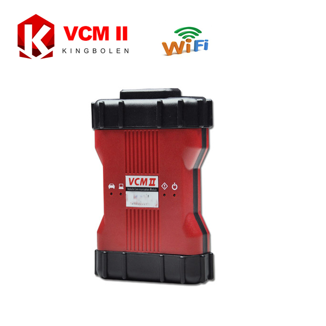2016 New Released V96 for For Ford VCM II Diagnostic Tool Support Wifi Function (Need Buy WIFI Card Seperately) DHL Free