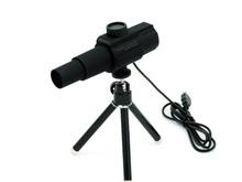 Últimas 70X telescopio Digital con cámara de 2MP para captura de objetos en movimiento a and Videotape y sonido de alarma y realizar en línea Show en vivo