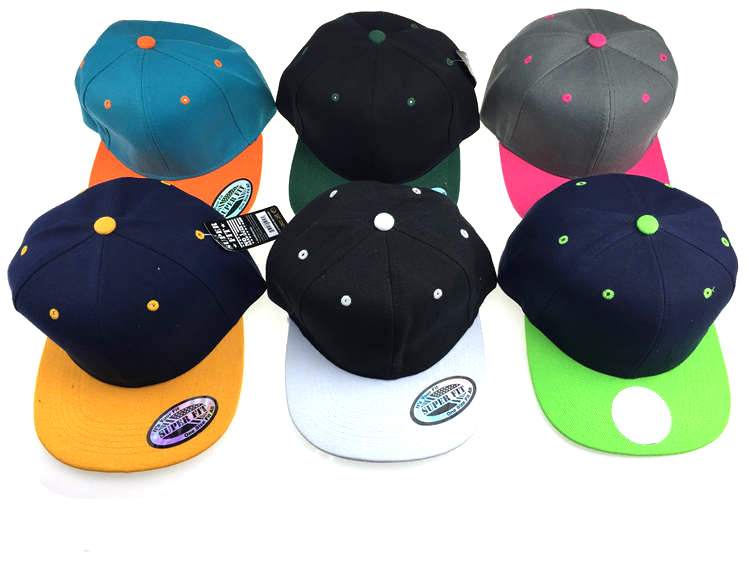2015 New 1 PC Adjustable 5 Panel Hat Hip Hop Brand Raiders Patchwork Snapback Cap Hats
