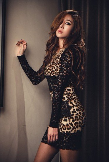 New Fashion Sexy Women Bustier Party Long Leopard Dress Strapless Cocktail free shipping