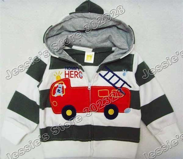 New Arrival Baby Fashion Clothing Carter 's Hoodies Cotton Sweater Infants Garment
