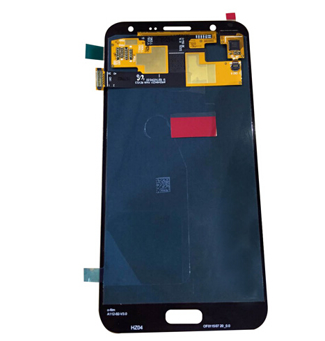 Original Amoled Black/white/gold LCD Display +Touch Screen Digitizer assembly for Samsung Galaxy J7 J700F J700M J700Y(China (Mainland))