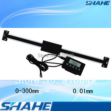 High Accuracy  300mm  Remote Digital Readout digital linear scale dro linear scale digital readout linear scales(China (Mainland))