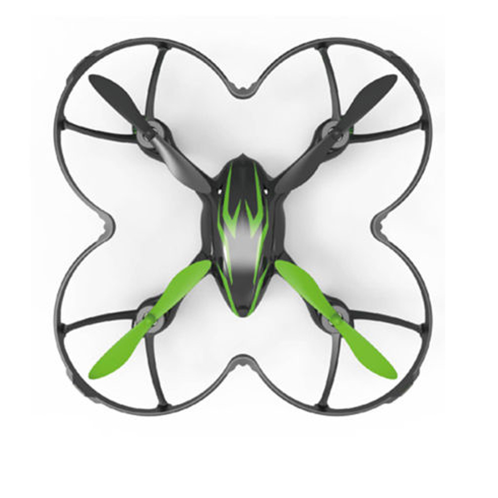 Hubsan X4 H107C 2.4G 4CH RC Quadcopter RTF Mini Drone with 0.3MP 2 Million Pixels Camera Free Shipping