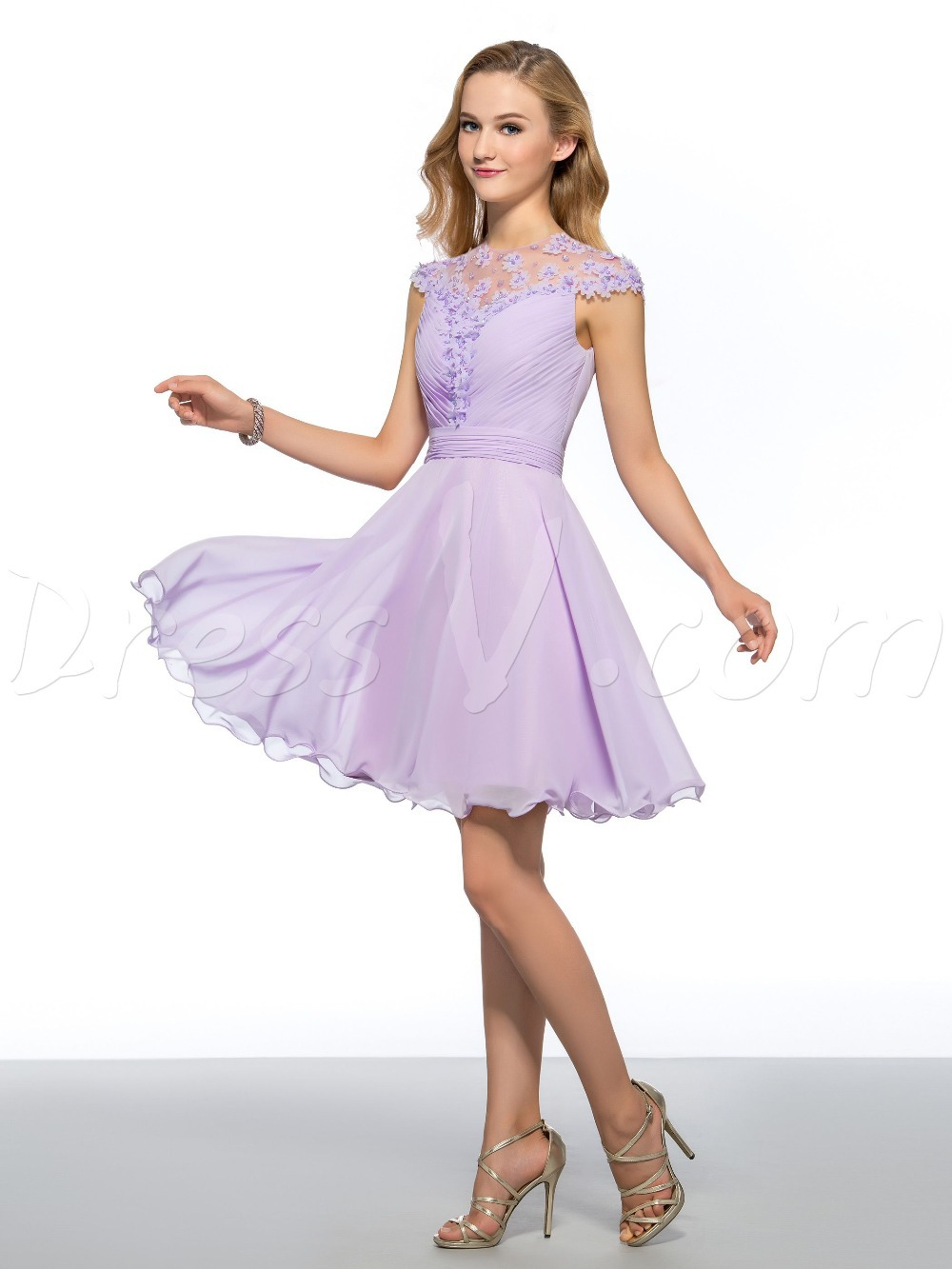 Lilac Cocktail Dress Cocktail Dresses 2016