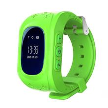 Lemfo детские часы sos-вызов Q50 дети Часы GPS трек часы расположение трекер умные часы для детей для мальчиков для девочек часы детские с gps и с сим ...(China)
