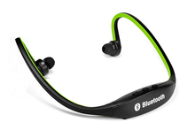 Wholesale Sport wireless bluetooth headset 3.0 earphone wireless Bluetooth headphone Bluetooth earphone for Iphone SAMSUNG HTC