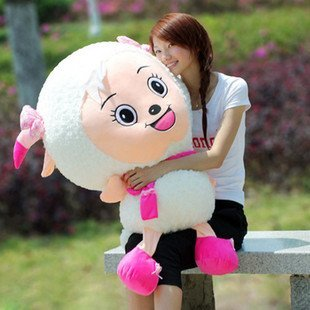 PINK SHEEP &120CM&FREE SHIPPING