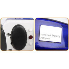 Health massage pulse massager with wired remote Health care neck massager Imitation acupuncture neck Cervical Free
