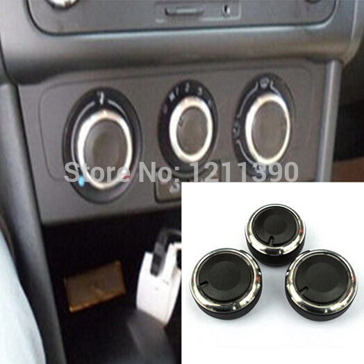 Air Conditioning heat control Switch knob AC Knob Volkswagen POLO 2001-2013  -  Leo-po store