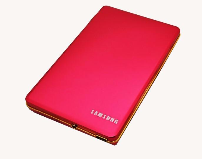"The New 2015 Samsung Hard disk 1TB 2.5 ""2.0 Portable USB Hard Drive HDD Black External Hard drives 3 Year giant free shipping(China (Mainland))"