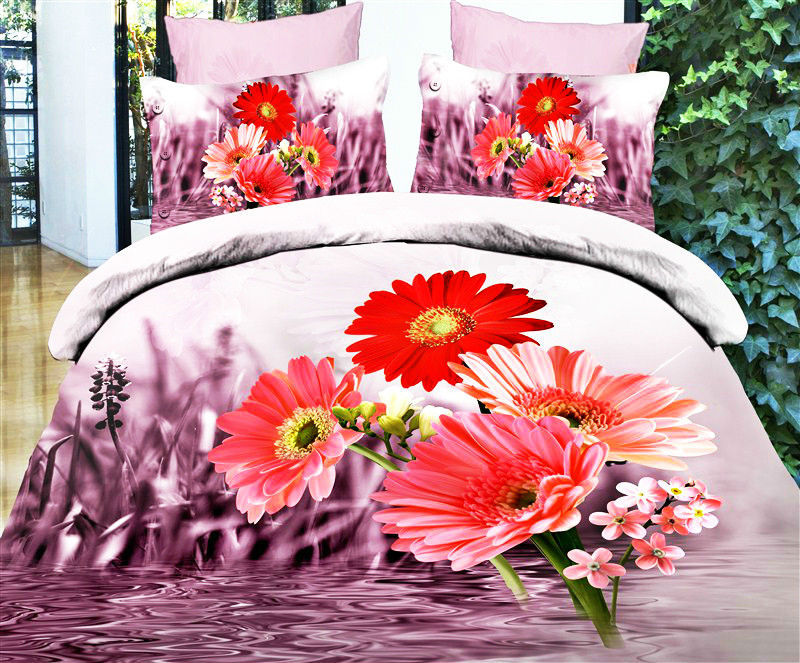 2016 Fashiong Nice Night Roupa De Cama 3d Bedding Set Red Rose Flower Bed  Sheets Sale Price Exquisite Gift Giving Boy Bedding Princess Bedding From  Hongheyu ...
