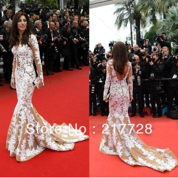 Najwa Karam in Cannes Formal